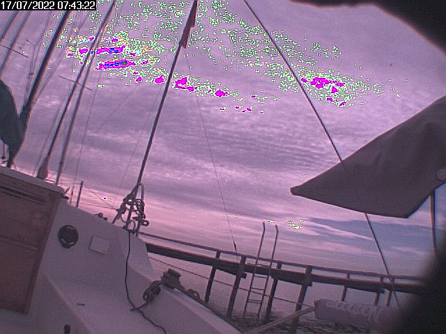 GSM Überwachungskamera Jablocom EyeSee ViSiTec, Bild -1Std